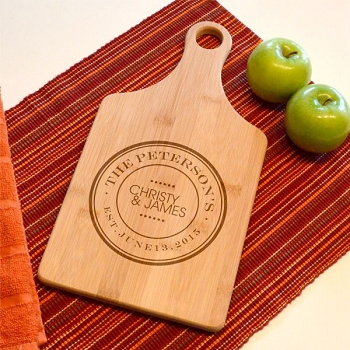 Established Family Cutting Board