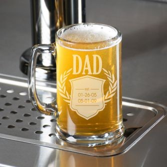 Established Dad Mug