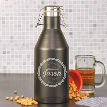 Wedding Growler
