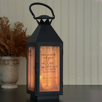 Darkest Days Memorial Lantern