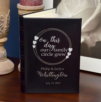 Family Circle Wedding Album