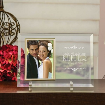 Remember the Day Personalized Frame