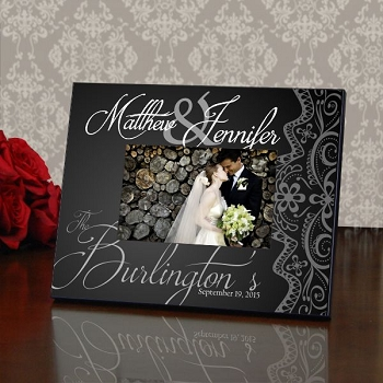 Elegant Wedding Frame