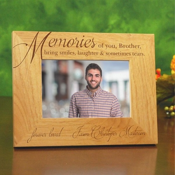 Memories of Brother Frame