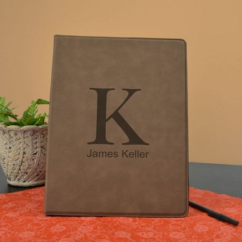 The Classic Personalized Portfolio