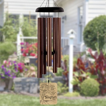Strong Roots Family Wind Chime