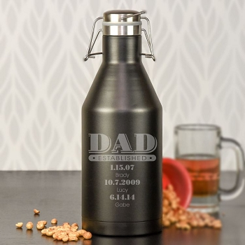 EST. Dad Growler