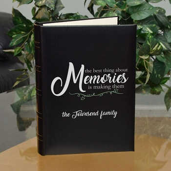 Family Memories Photo Album