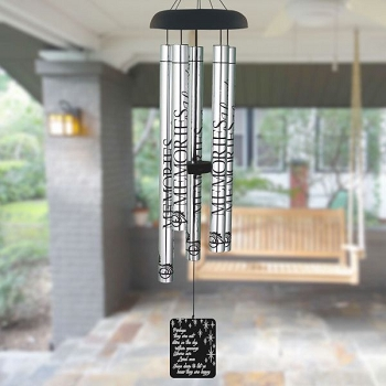 Stars In The Sky Personalized Memorial Chime