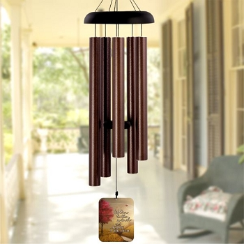 Listen to the Wind  Bronze Chime