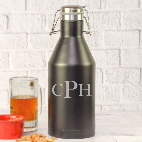 Monogram Growler