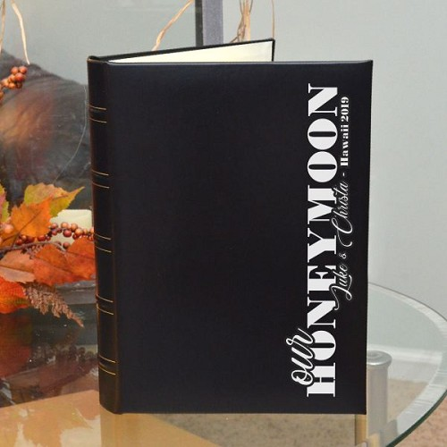 Our Honey Moon Photo Album