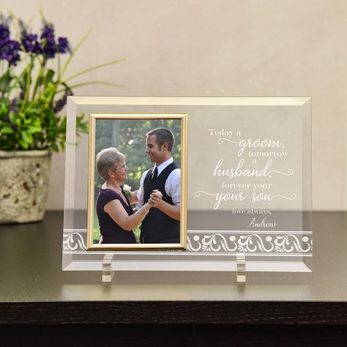 Your Son Wedding Frame for Parents