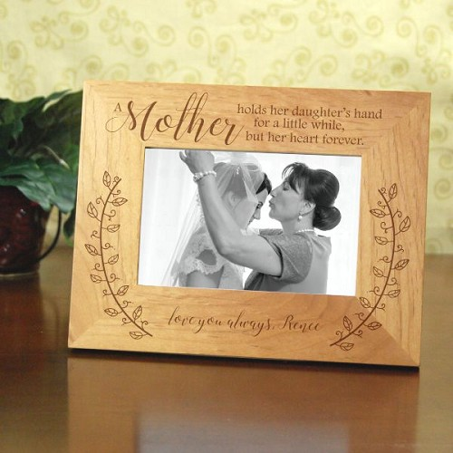 Mother of the Bride Picture Frame