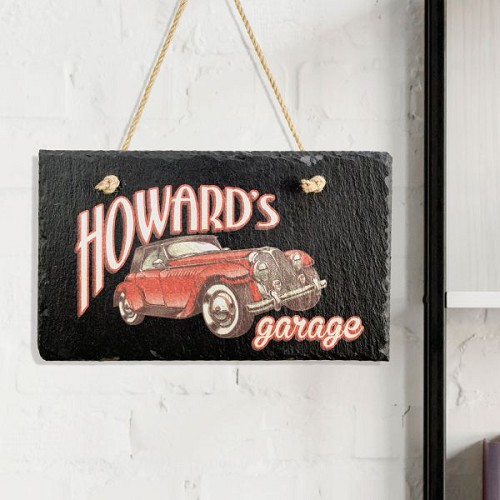 Custom Garage Sign