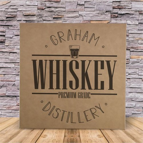 Personalized Distillery Sign